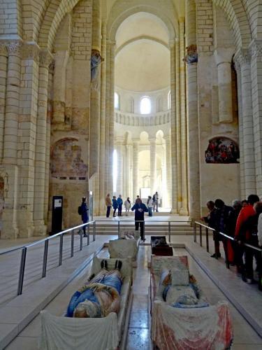 2018 - 08 Abbaye de Fontevraud (16)