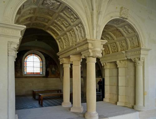 2018 - 08 Abbaye de Fontevraud (18)