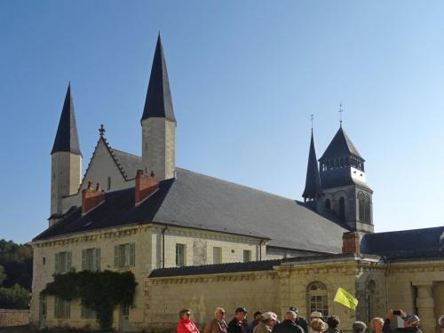 2018 - 08 Abbaye de Fontevraud (05)