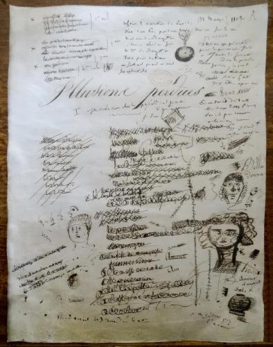 2018 - 14 Saché - Musée Balzac (11)